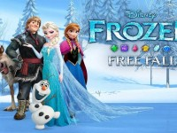 Frozen Free Fall Wallpaper HD 4K And Screensavers For iPhone, Android PC Download