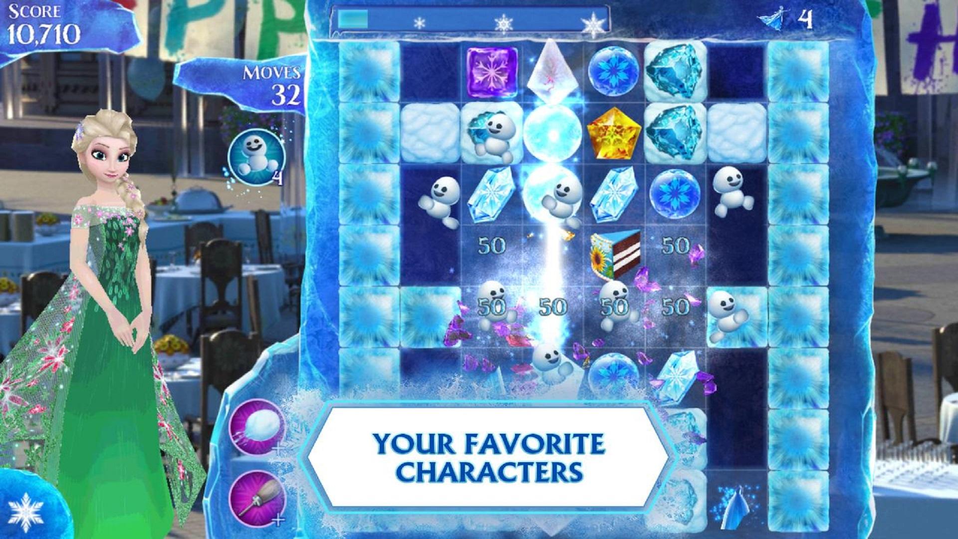 best-hit-games-frozen-free-fall-hd wallpapers free