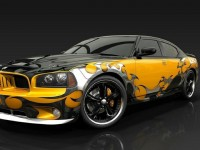 cars muscle cars creative dodge challenger dodge charger 1920x1200 free-hd-wallpapers-for-desktop