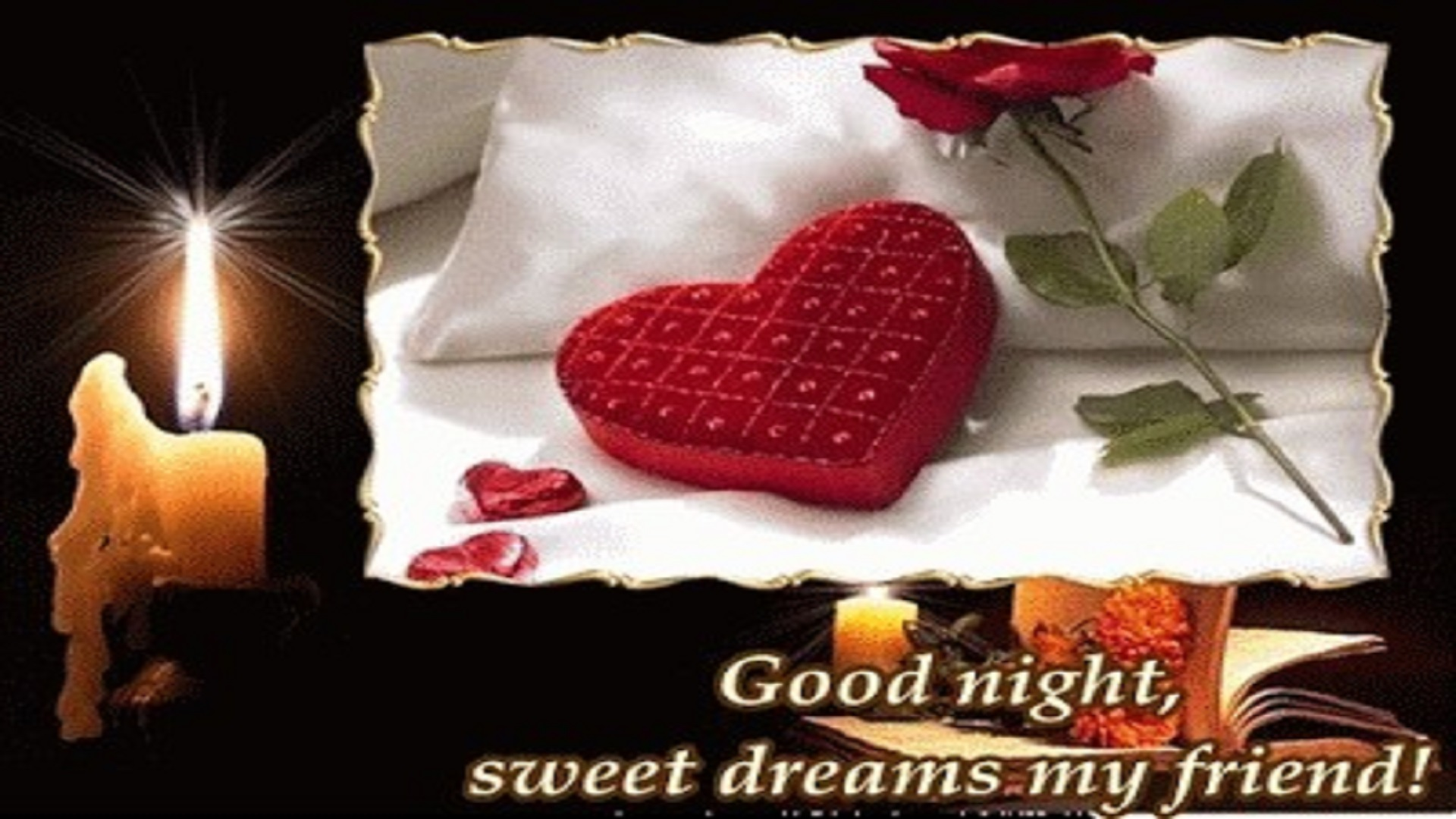 Good Night Sweet Dreams Wall Nice Hd Wallpapers Free Hd Wallpaper