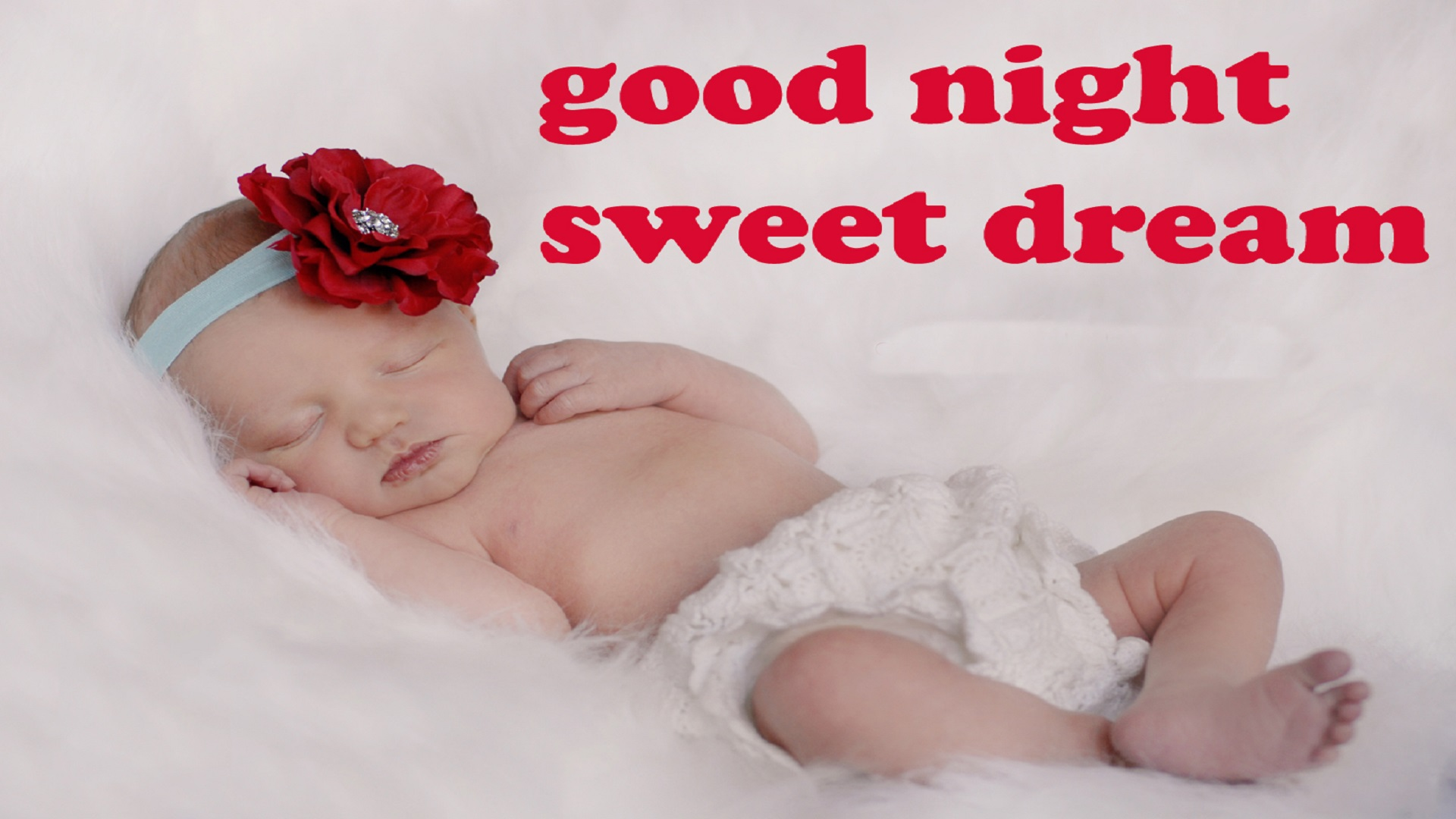 goodnightwithcutebabyhdwallpapersfree hd wallpaper