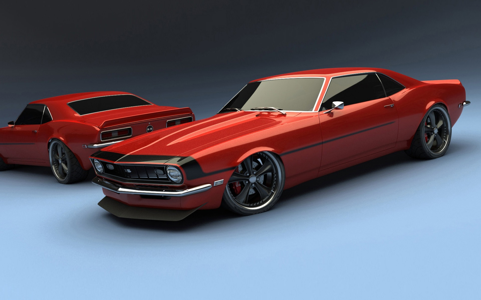 Muscle Cars Camaro Wallpaper Hd Free Download