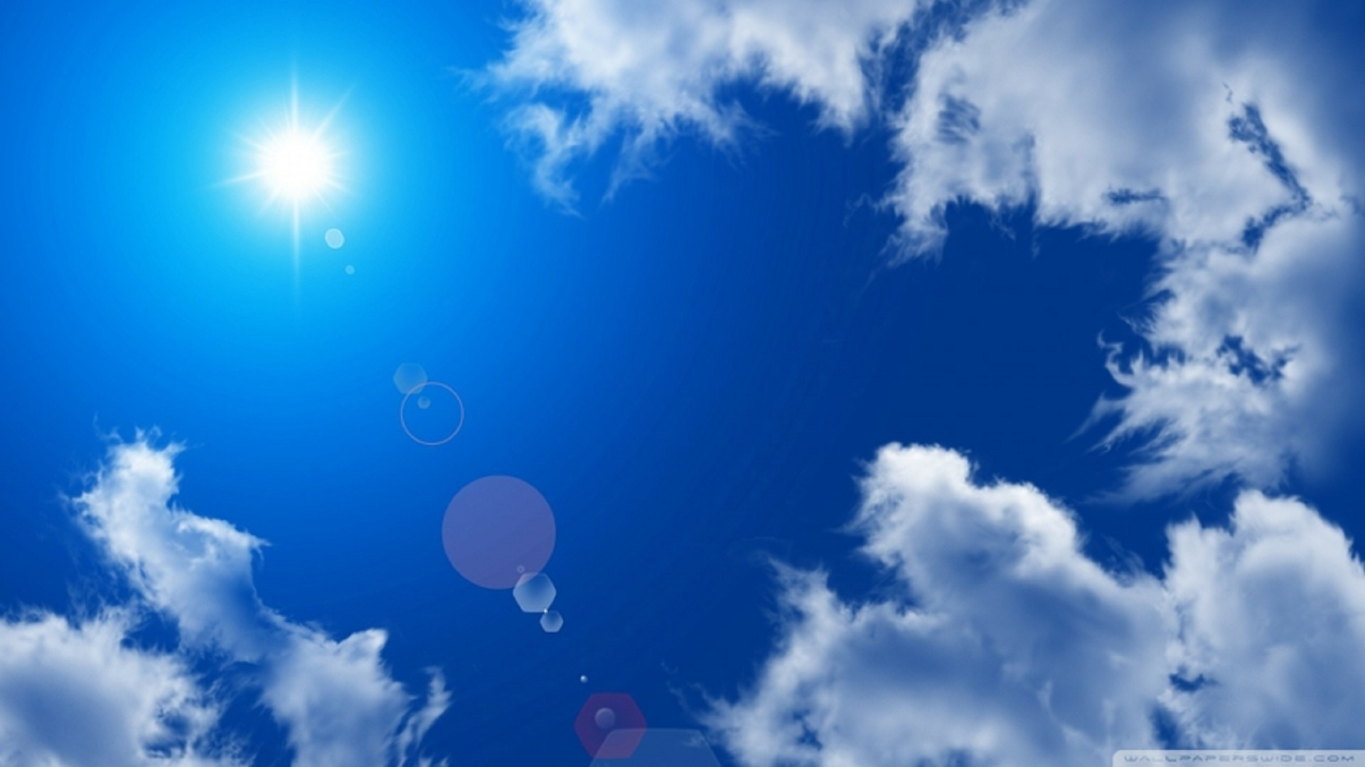 nice sunny sky summer season hd free wallpapers