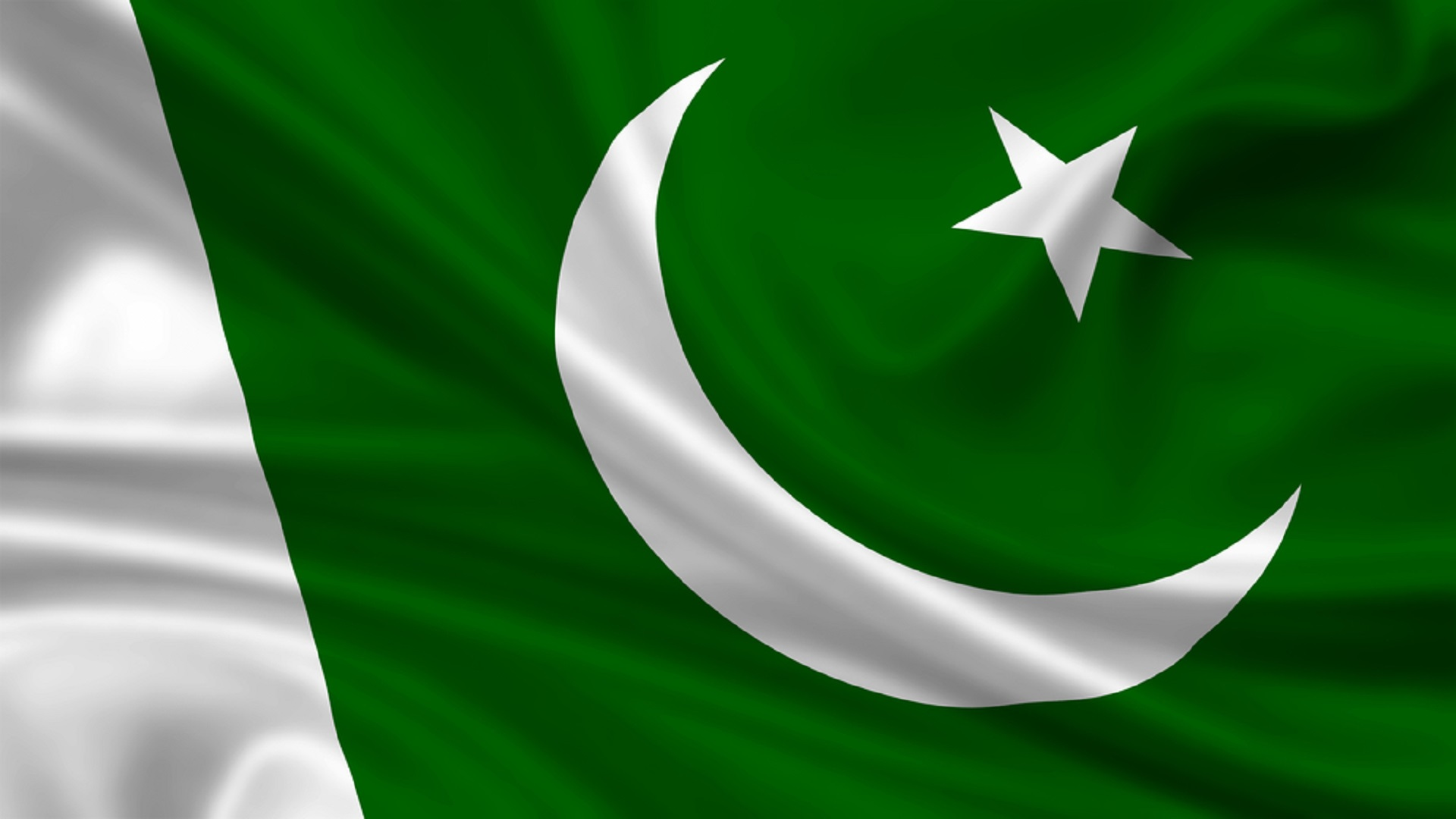 Beautiful Pakistan Flag