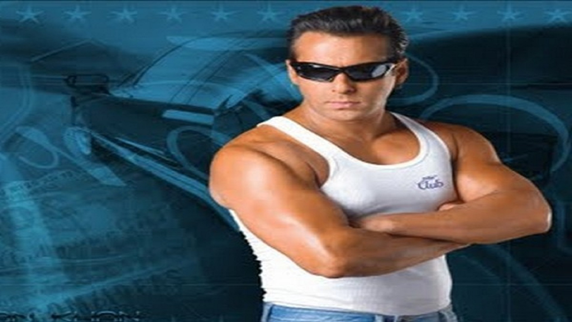Wao Cool Look Wallpaper Of Salman Khan Latest Hd Free Hd Wallpaper