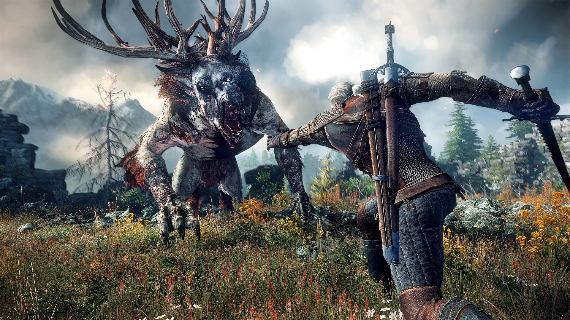 Witcher3 Wild Hunt Hd Free Wallpapers Hd Wallpaper