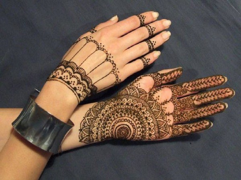 Beautiful Mehndi Designs Nice Wallpapers Hd Free For