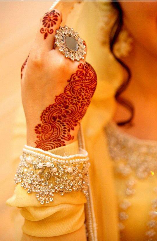 Best Dulhan IndianPakistani Henna Free Hd Wallpapers
