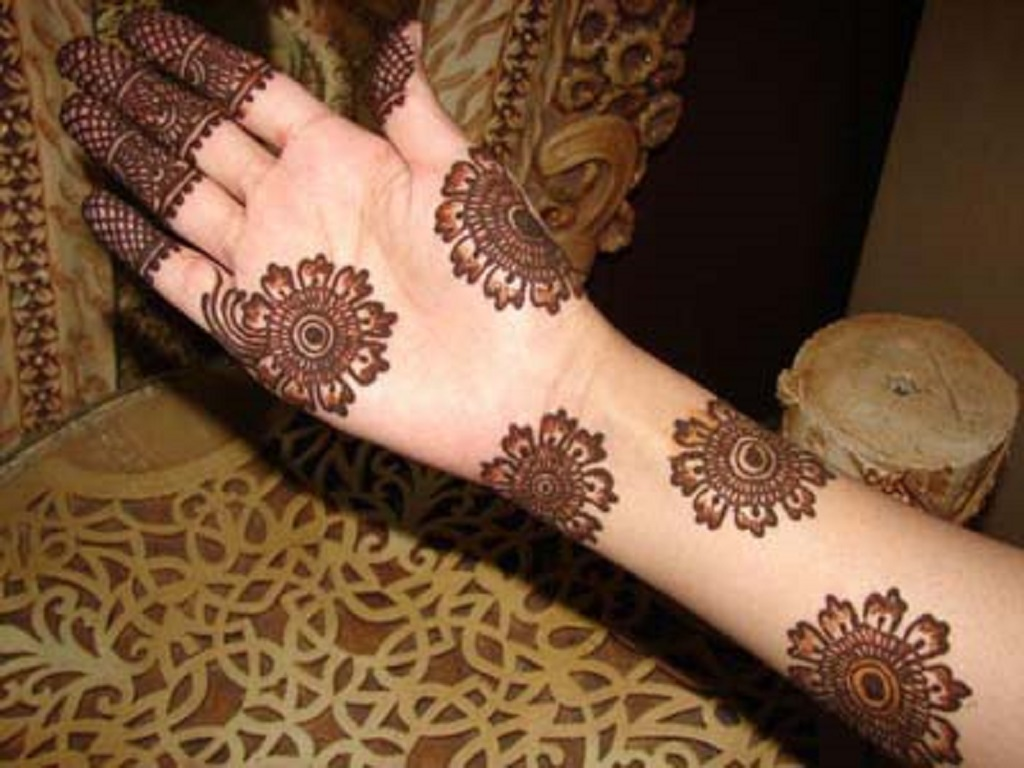 Latest New Stylish Beautiful Mehndi Designs Free Hd
