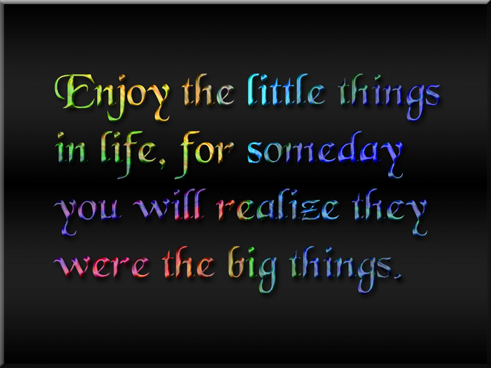 Quote Of Life Lifequotefreehdwallpapersfordesktop  Hd Wallpaper