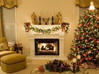 modern-christmas-home-fireplace-christmas-tree-gifts-free-hd-wallpapers