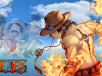 one piece wallpaper ace Background wallpapers