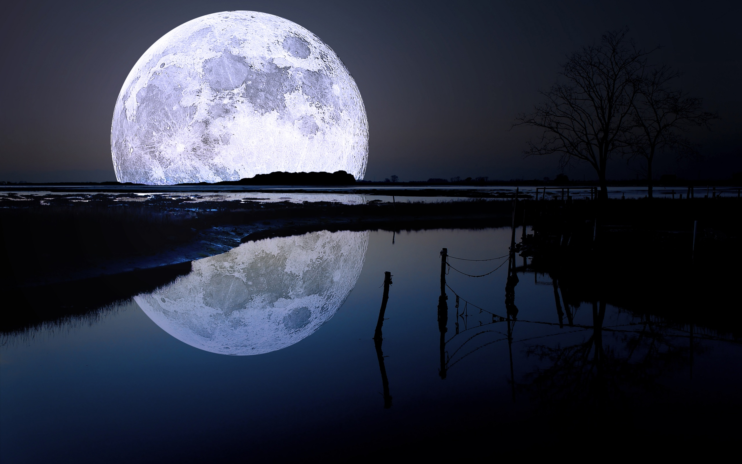 nature-beautiful-full-hd-moon-wallpapers-free - hd wallpaper