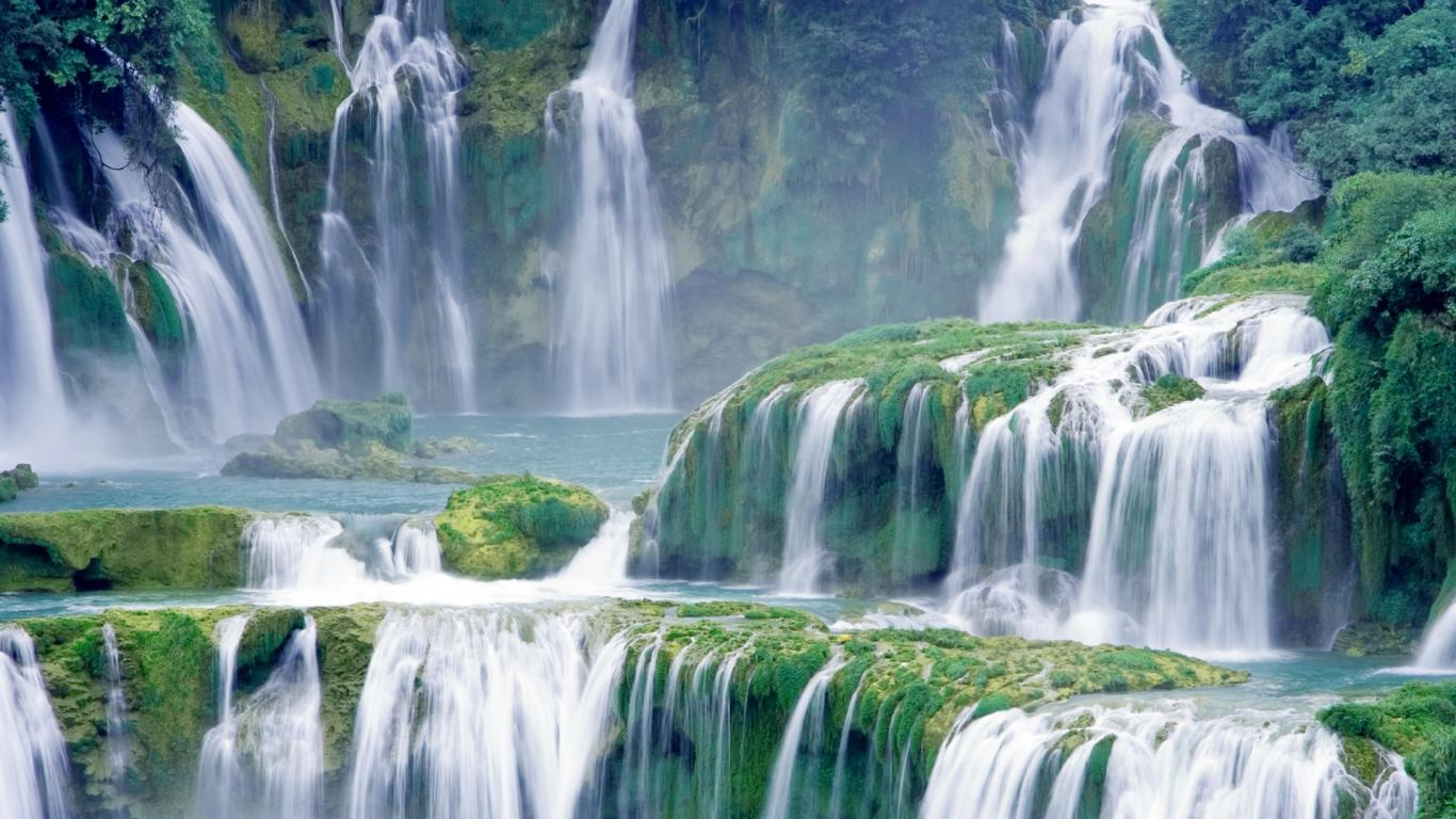 waterfall-nature-wallpapers-free-hd-for-desktop - hd wallpaper