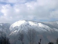 Reflecting perfectly the beauty of Kashmir