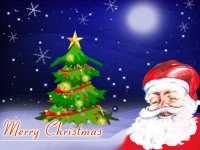 Christmas-Tree-With-Merry-Christmas-free-hd-wallappers-for-desktop