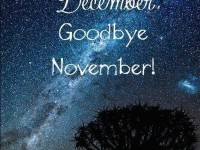 December Quotes HD Free Wallpaper for mobile
