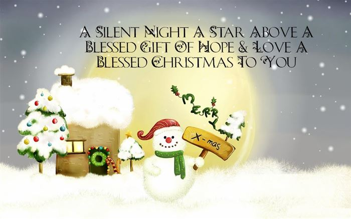 Famous Merry Christmas Wishes Quotes Free Wallpapers Hd Hd