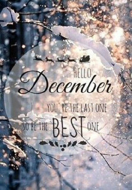 Great I Phone December Quotes Free Hd Wallpaper