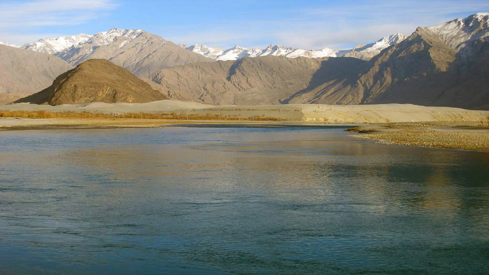 ssscott - Indus River Valley