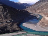 indus beautiful river free hd wallpaper