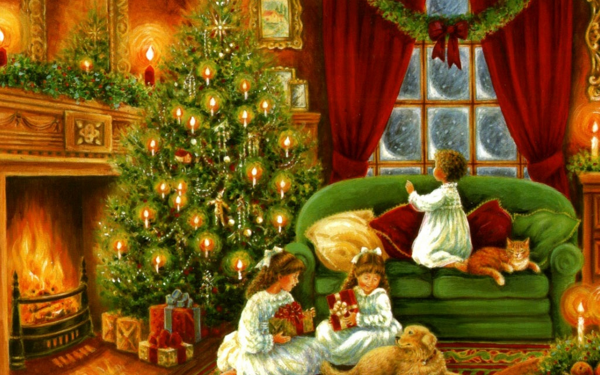 merry-chistmas-christmas-free-hd-wallappers - hd wallpaper