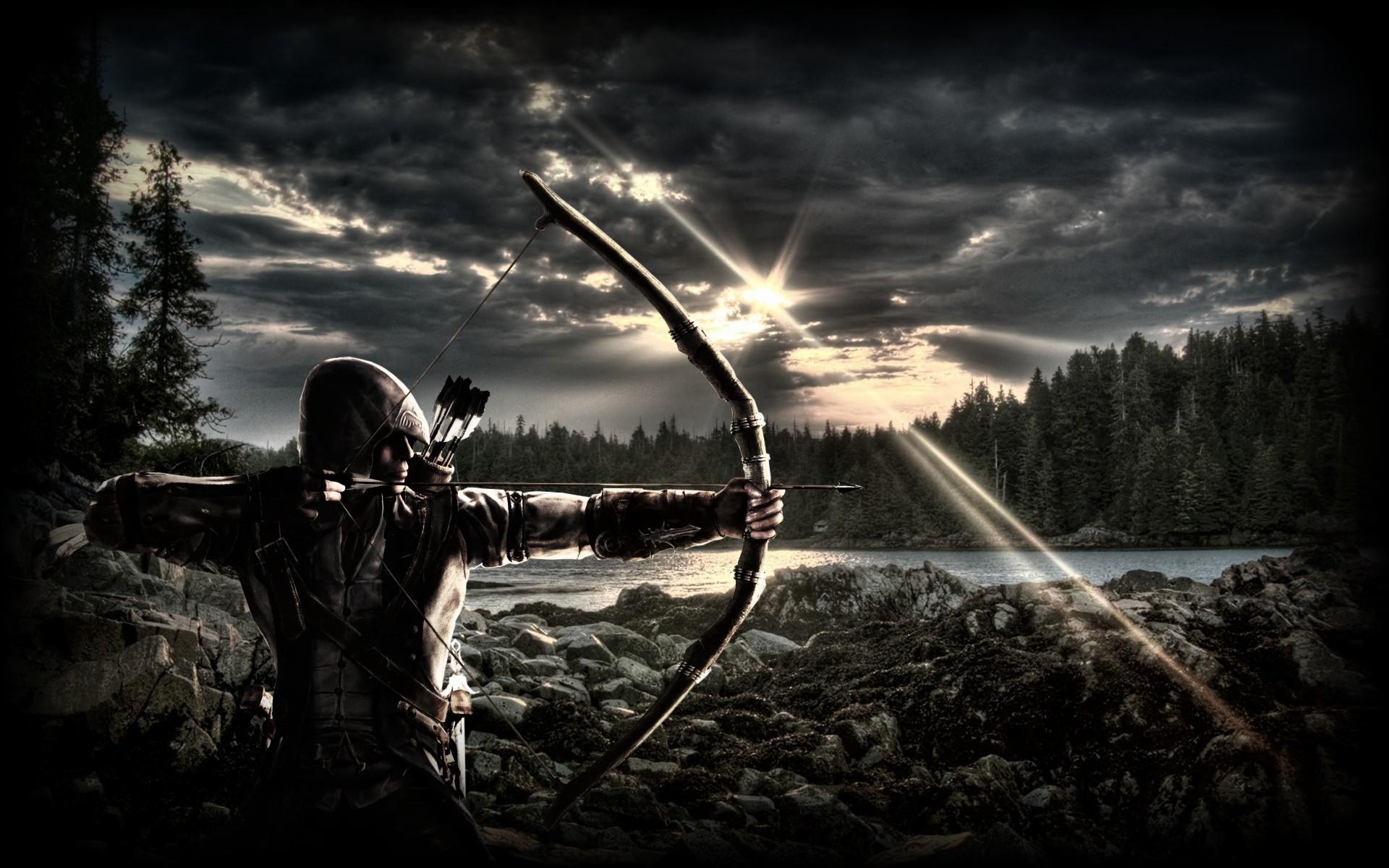 archery free hd wallpapers for desktop