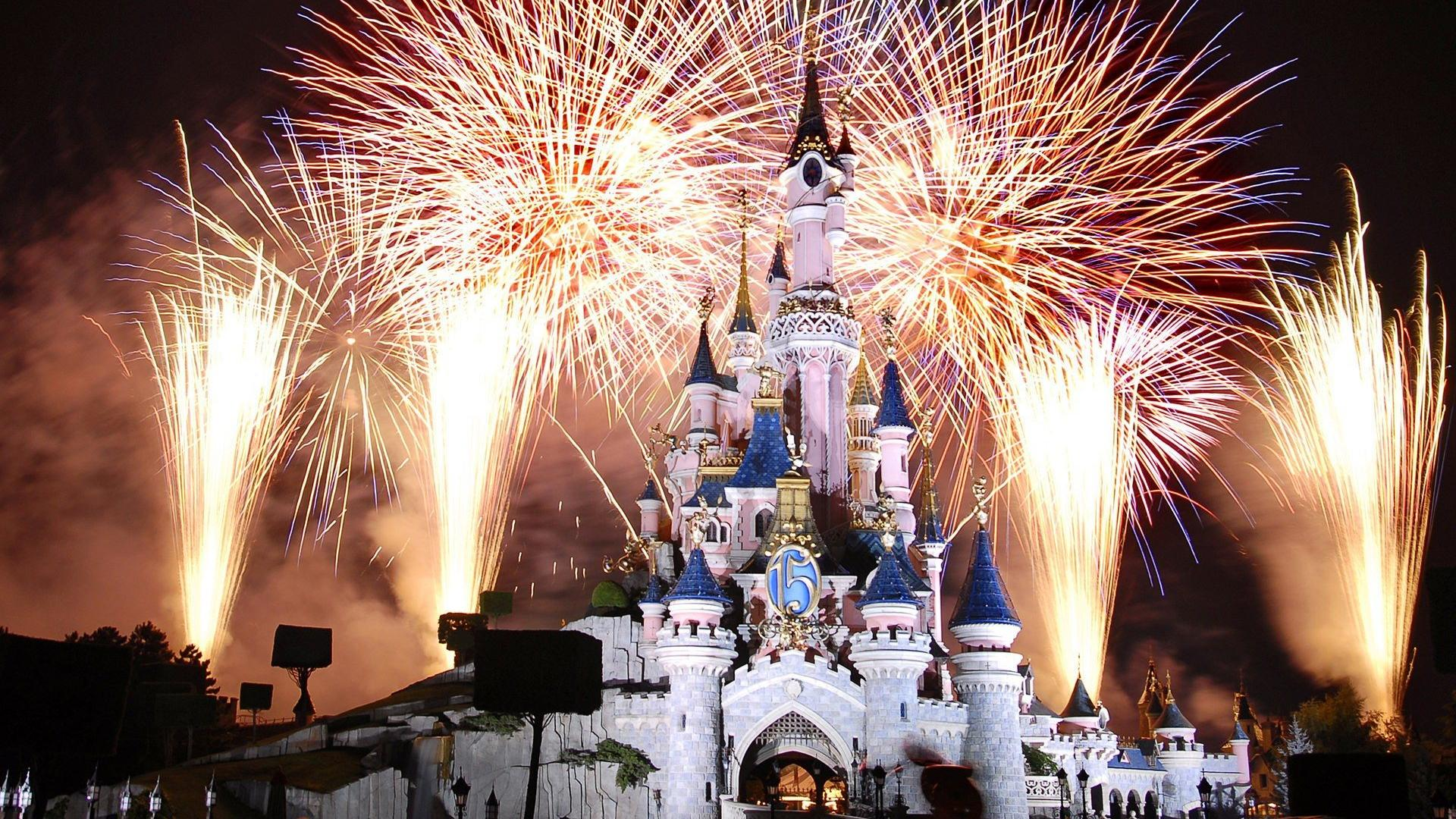 disney world park hd wallpaper