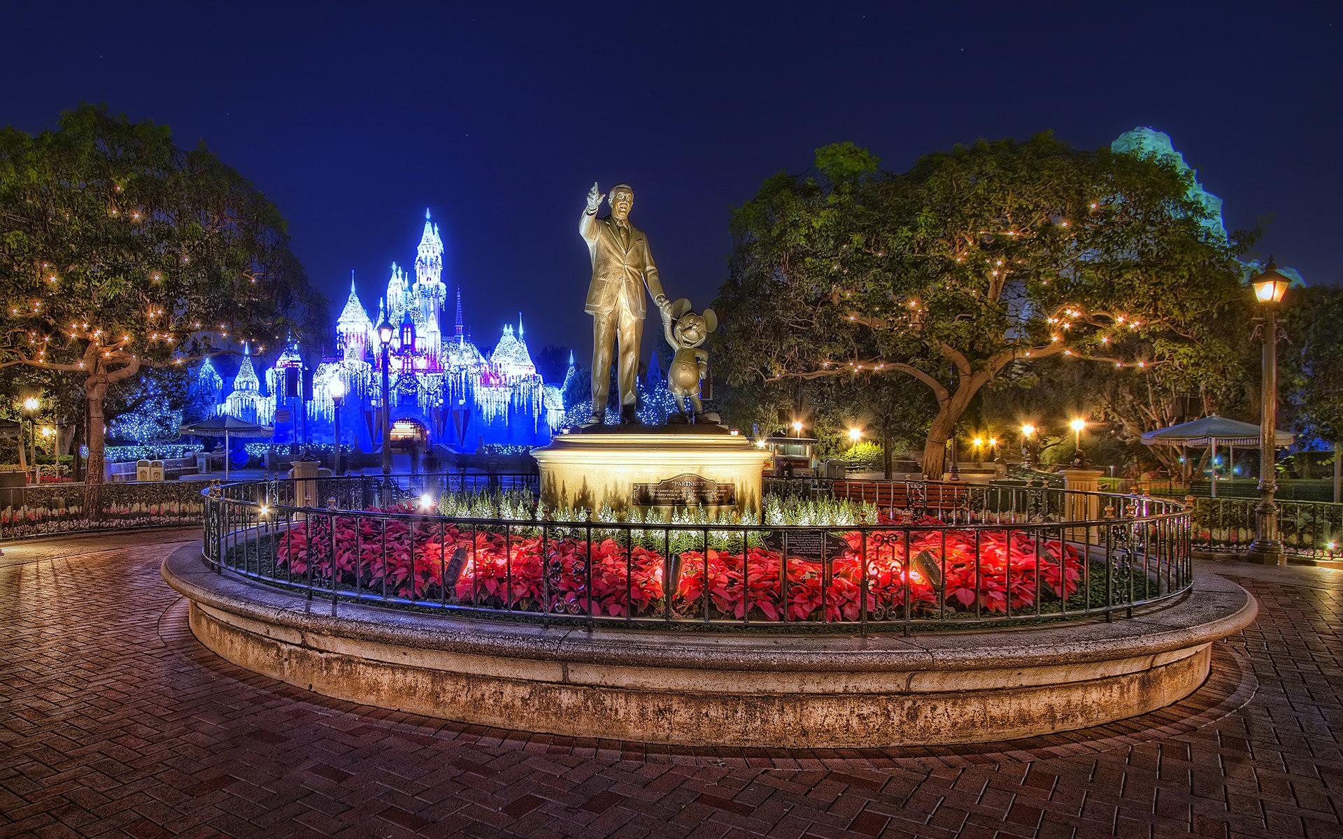 Disney Desktop Wallpaper Hd: Disneyland Free Hd Wallpapers For Desktop New Collections