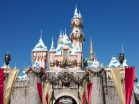 disneyland near beautiful look free hd wallpapers for desktop