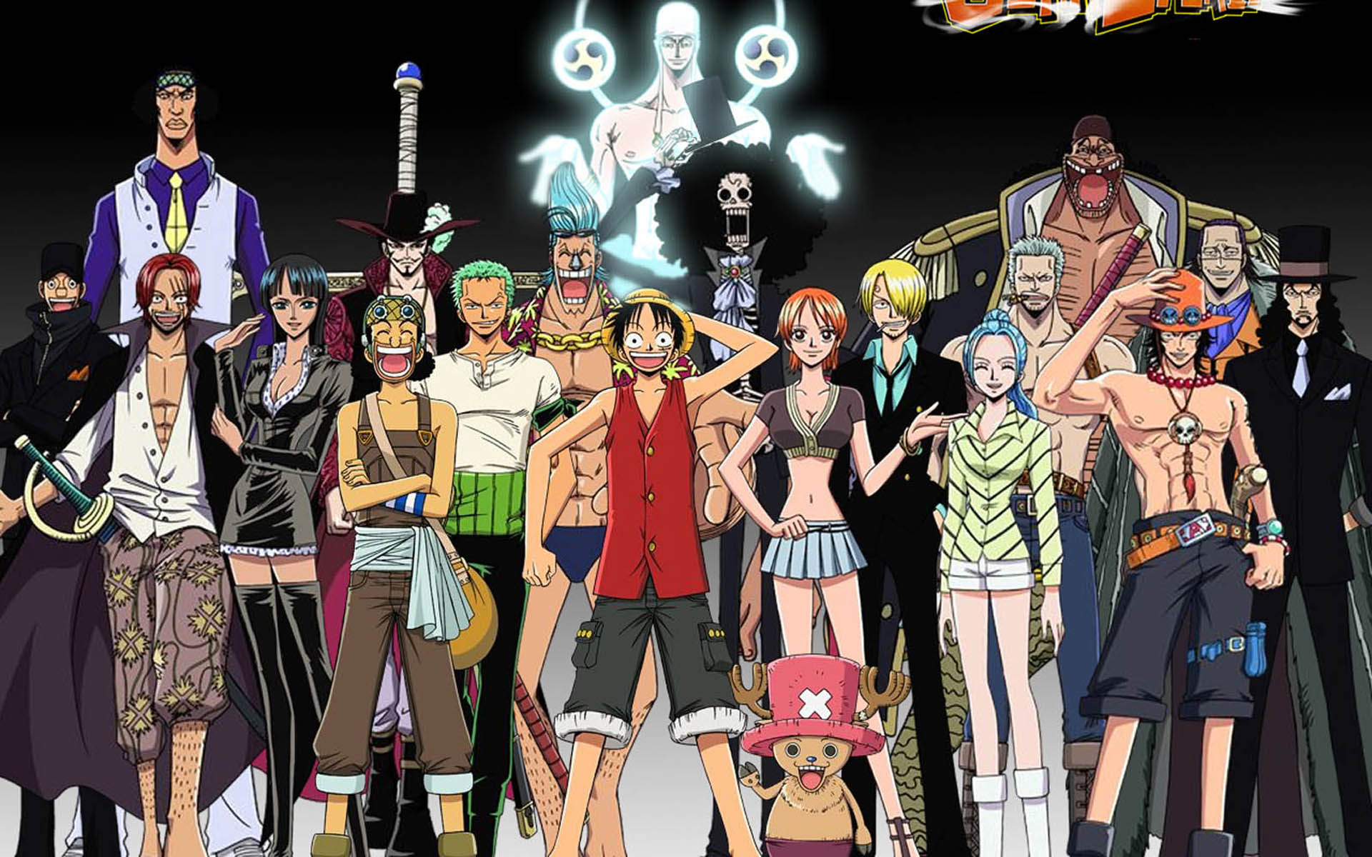 latest wallappers of one piece free hd