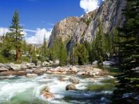 US Rivers California Yosemite HD Wallpapers Free Download