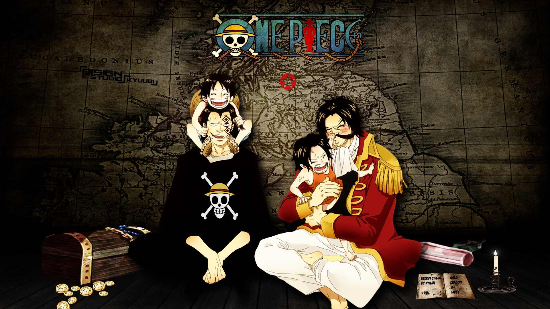 Nice One Piece Hd Wallpapers For Desktop Free Hd Wallpaper