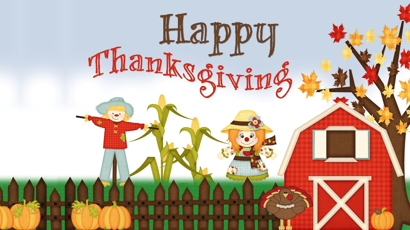 Thanksgiving wallpapers hd free for desktop hd wallpaper - Cute screensavers for kids ...