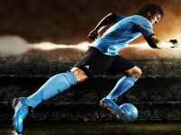 Massi Soccer Player Wallpaper