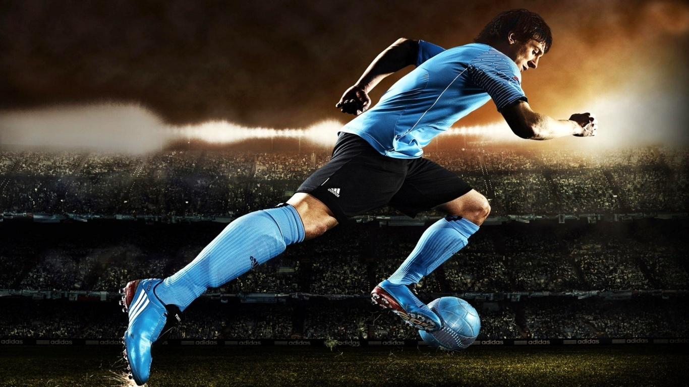 Massi Soccer Player Wallpaper