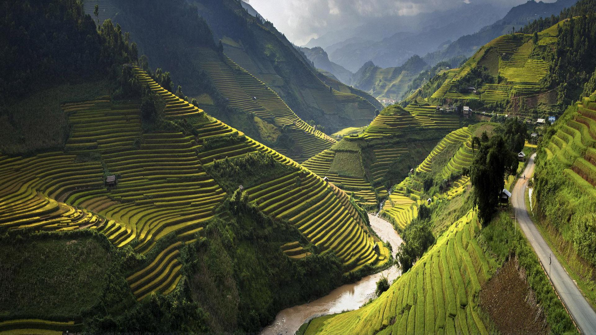 Vietnam Hd Free Wallpapers In Usa Hd Wallpaper
