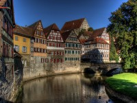 schwabisch hall germany landscape hd free wallpapers
