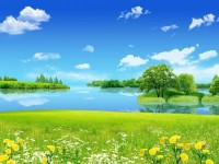 usa green landscape hd wallpaper