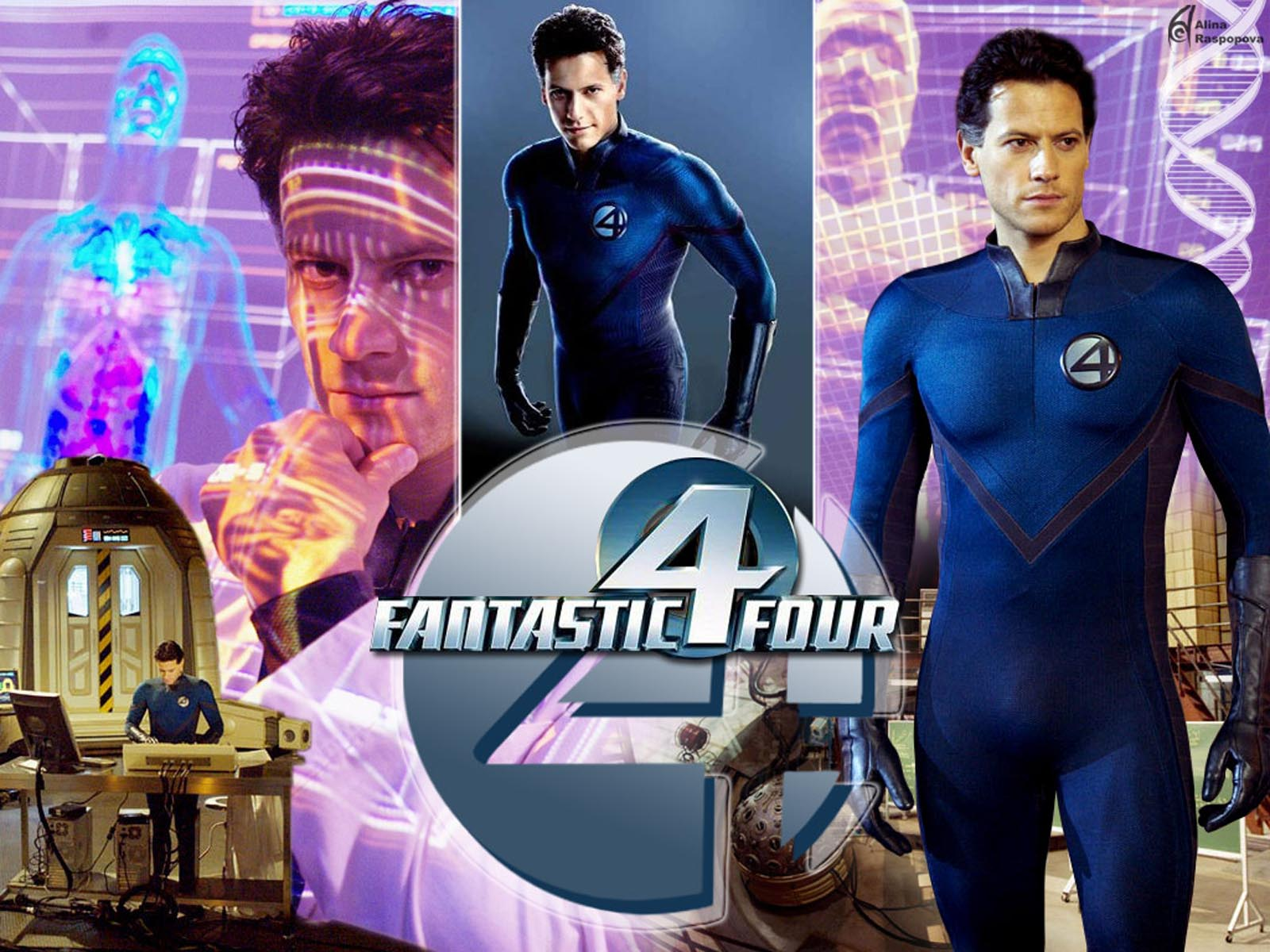 ncie fantastic four free wallpapers hd