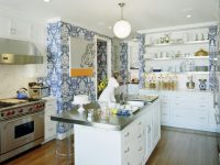Contemporary Kitchen Wallpaper free download