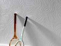 Eden Paintable Textured Wallpaper Collection