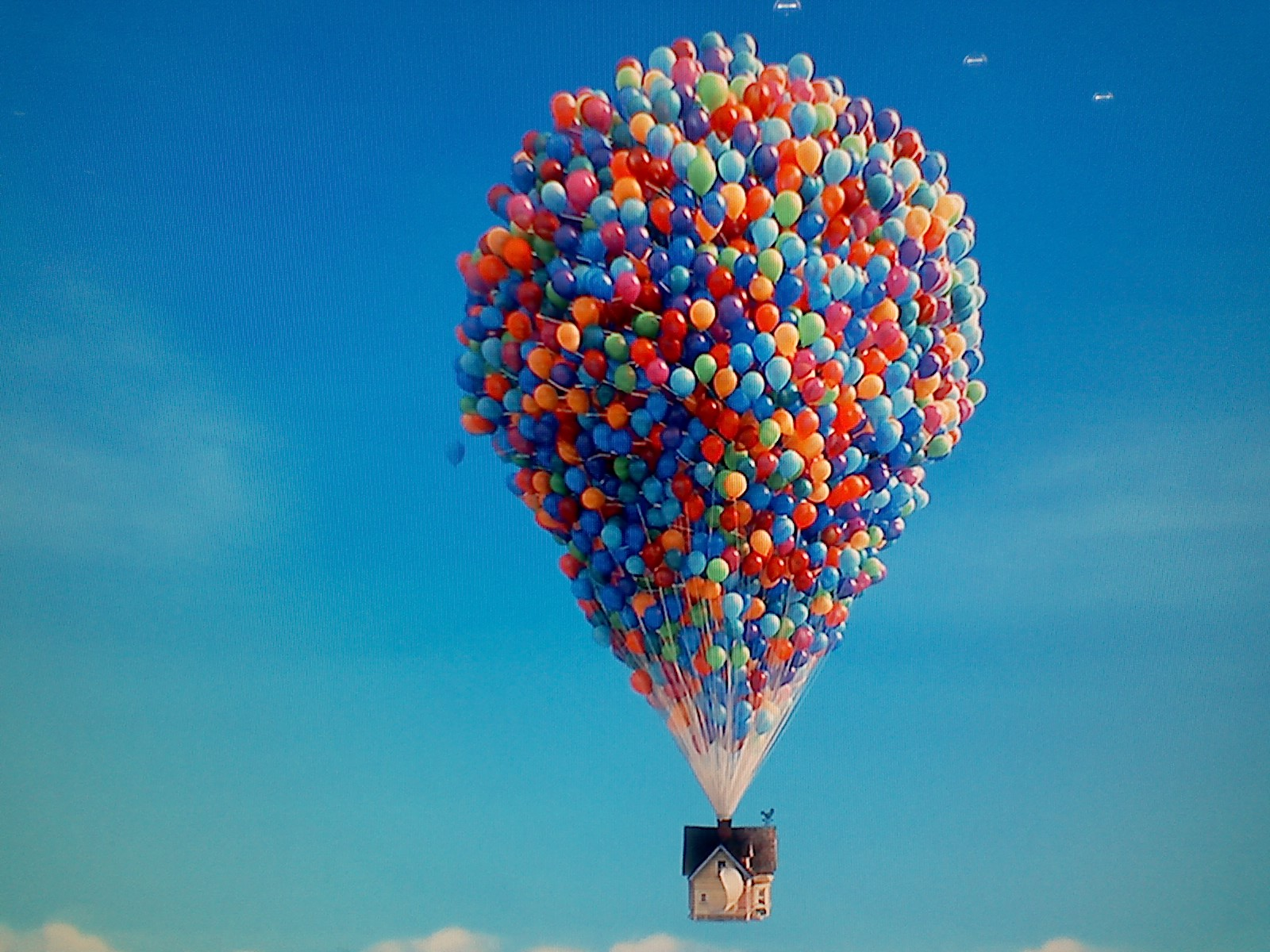 Bloon In Air Hd Desktop Wallpapers