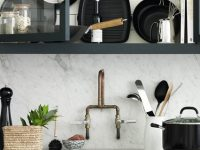 Kitchen wallpaper new style