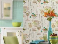 Latest Kitchen wallpaper style