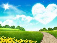 Love heart Cool Desktop Wallpapers
