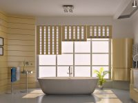Modern Style Bathroom Wallpaper ideas