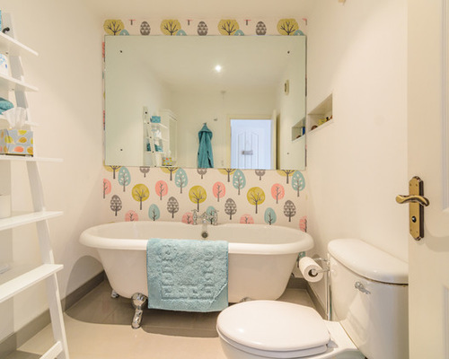 New Bathroom Wallpaper ideas