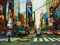 New york HD wallpaper 1080p