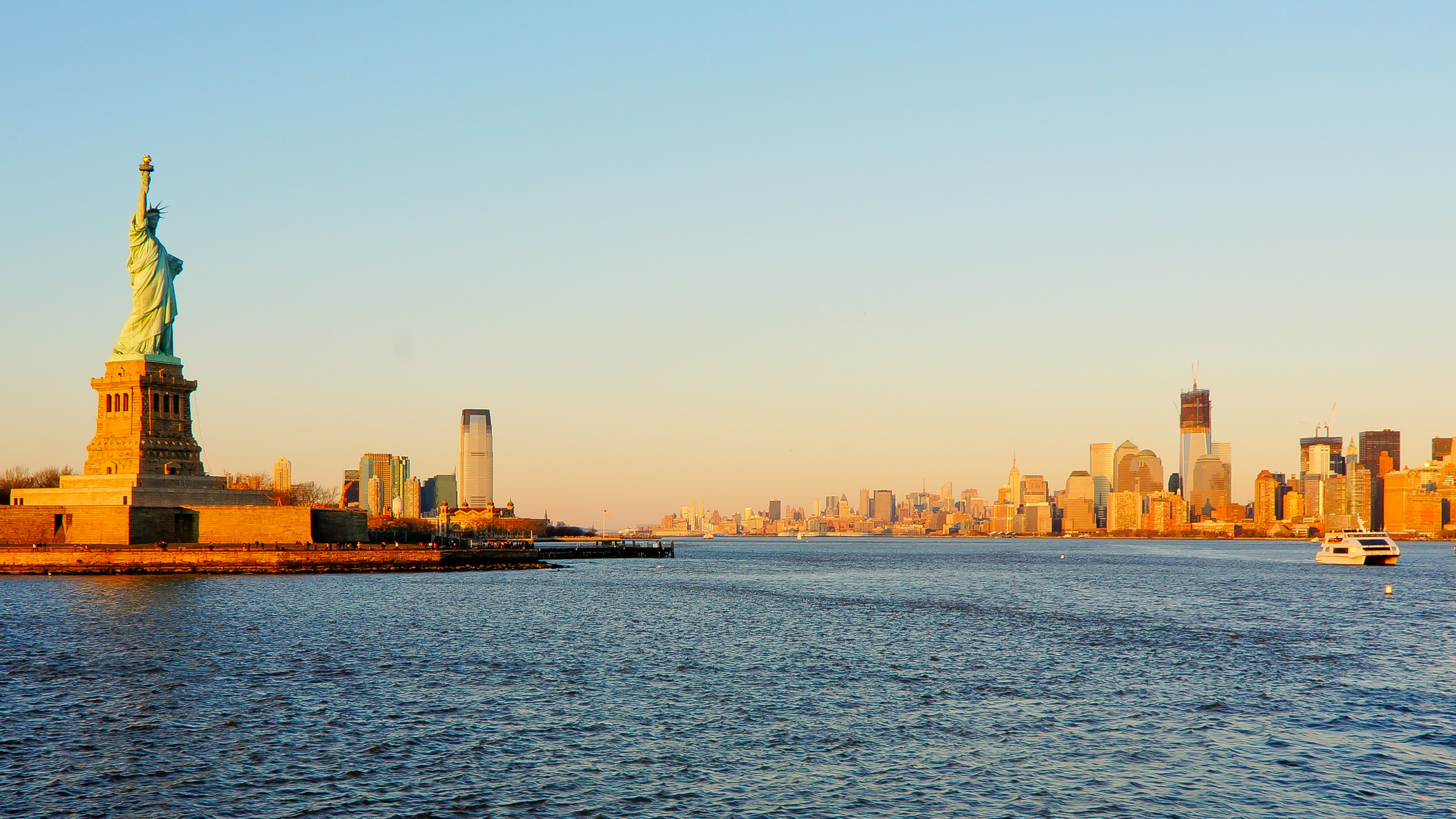 Statue Liberty New York Ultra Hd Wallpapers Hd Wallpaper